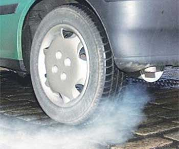 Car idling is a habit better broken than maintained.