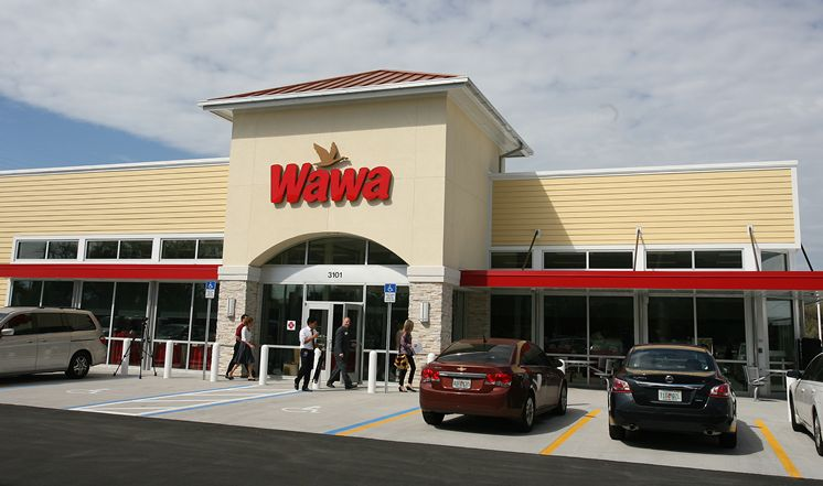 Wawa Opens Gas Station Near Highest Priced Gas Station In